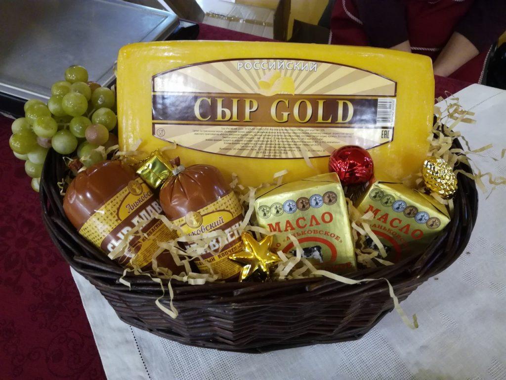 Новогодний фестиваль Ивановских продуктов